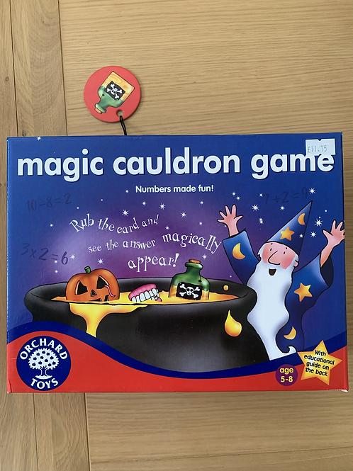 Brand New! Magic Cauldron Game