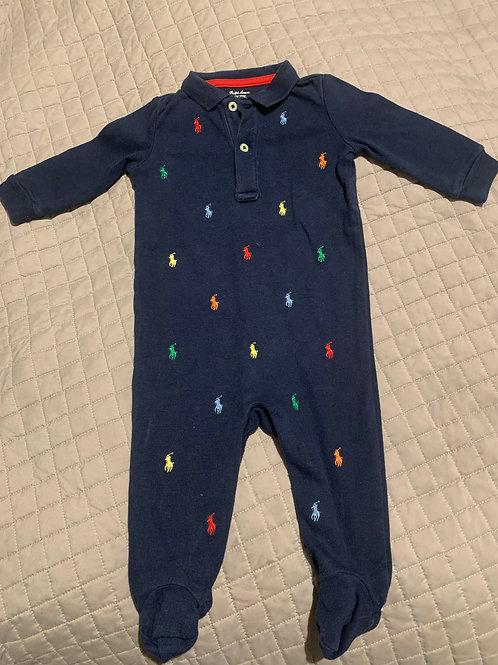 Ralph Lauren Sleepsuit 6m