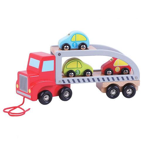 Jumini Car Carrier