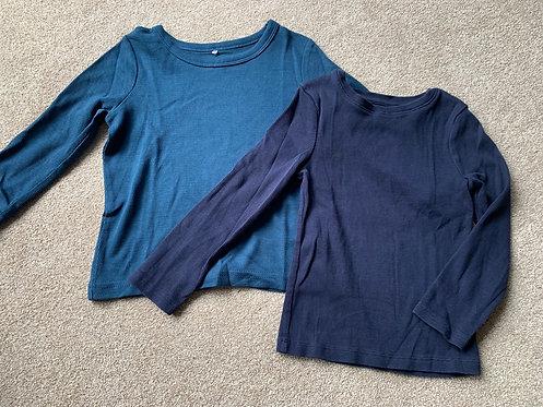 2-3y Blue Tops