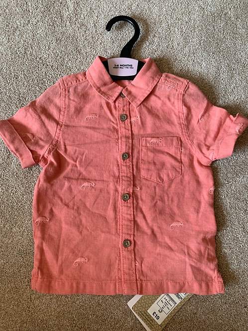 3-6m BNWT M&S Button Up