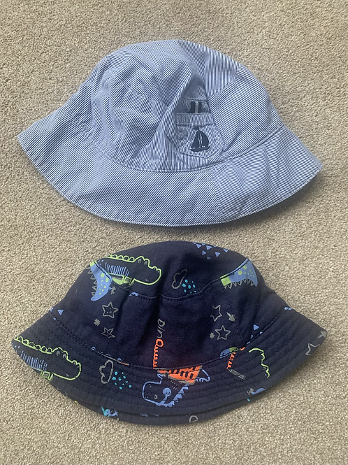 6-12m Baby Sun Hats