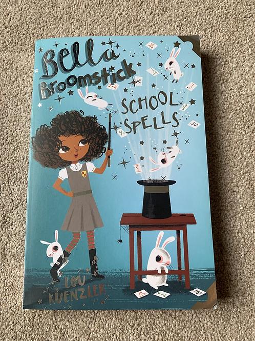 Bella Broomstick Enchanted Spells