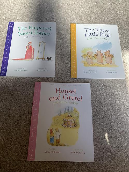 Nursery Rhyme Book Bundle
