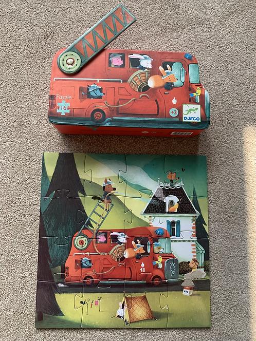 Djeco Fireman Puzzle