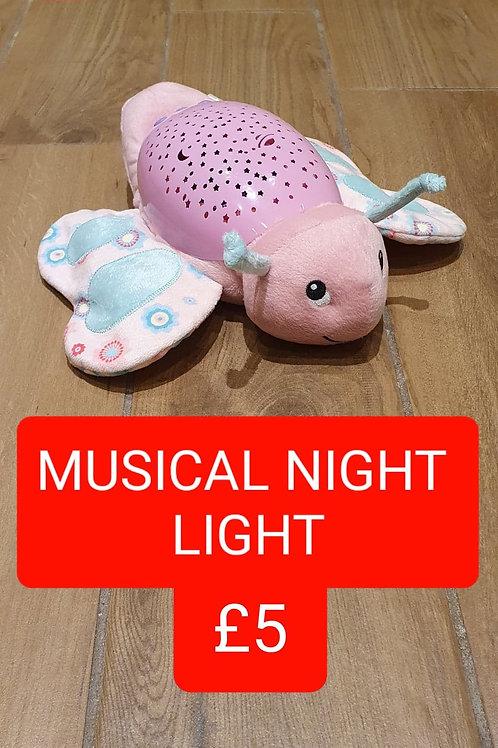 Musical Night Light