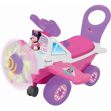 Disney Lights N' Sounds Minnie Mouse Activity Plane