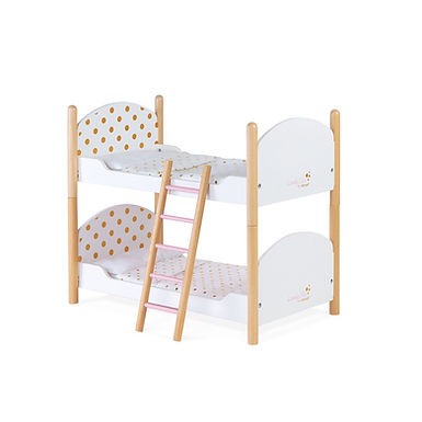 CANDY CHIC DOLLS BUNK BEDS