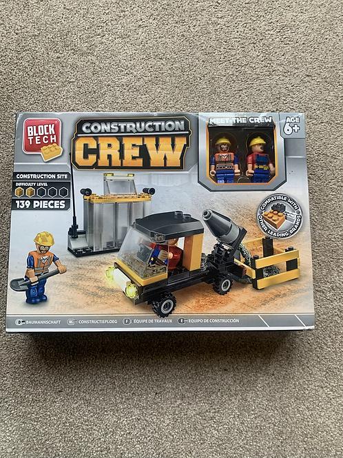 New! Construction Crew