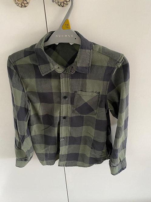 9-10y H&M Button Up