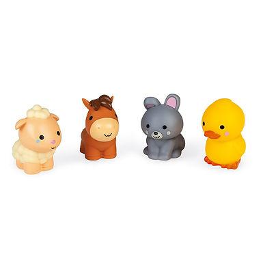 4 FARM ANIMALS SQUIRTERS