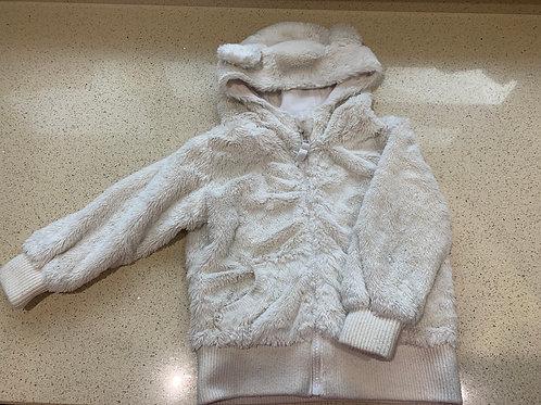 2-3y Faux Fur Jacket
