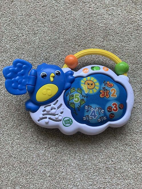 Leapfrog Musical Counting Toy
