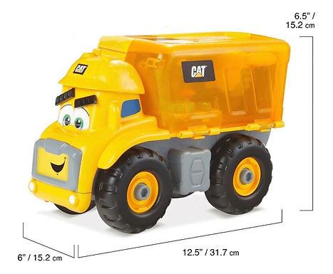 CAT Junior Crew Fix-It Phillip Truck