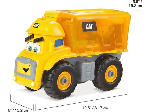CAT Junior Crew Fix-It Phillip Truck