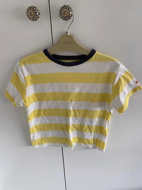 7y Zara Striped T-Shirt