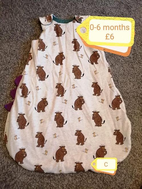 Gruffalo Sleeping Bag 0-6m