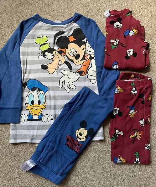 3-4y Next Disney Pyjamas