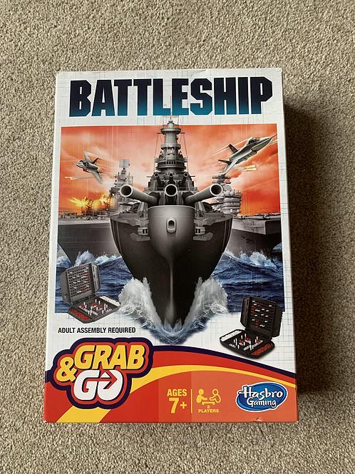 Battleship Travel Game
