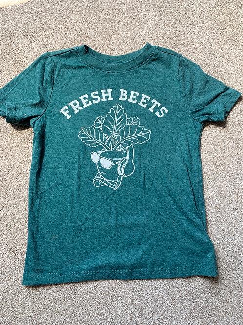 5y Fresh Beets Top