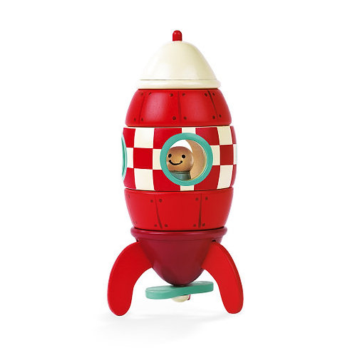 Janod Magnetic Rocket (Small)