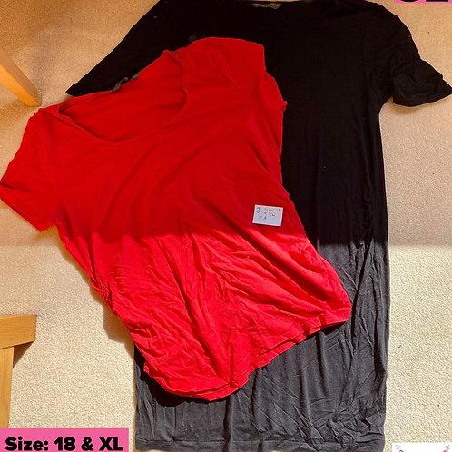 Size XL & 18 5E