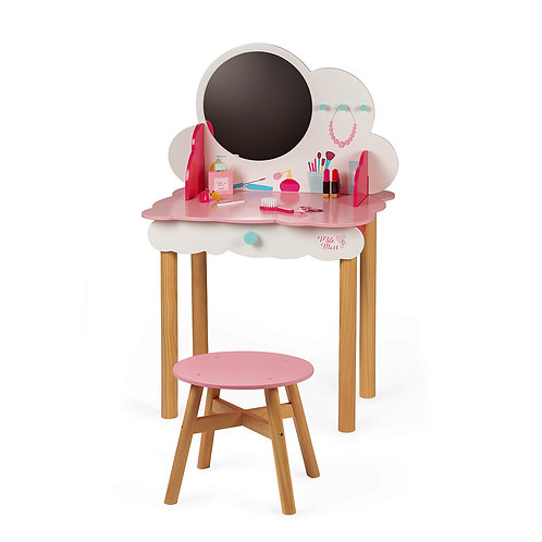 P'TITE MISS DRESSING TABLE (WOOD)