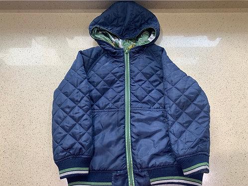 4-5y Mini Club Reversible Jacket