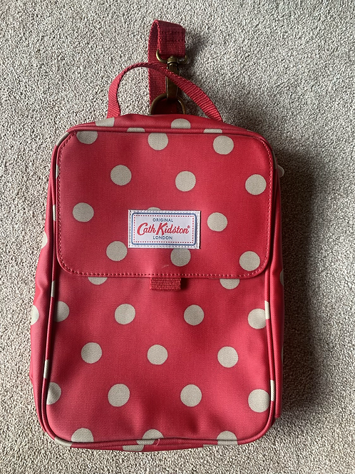 Cath Kidston Berry Button Spot Changing Bag Pouch