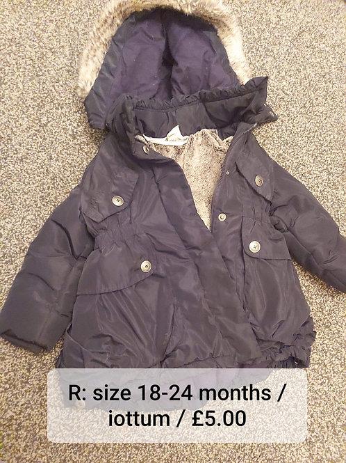 18-24m Iottum Coat