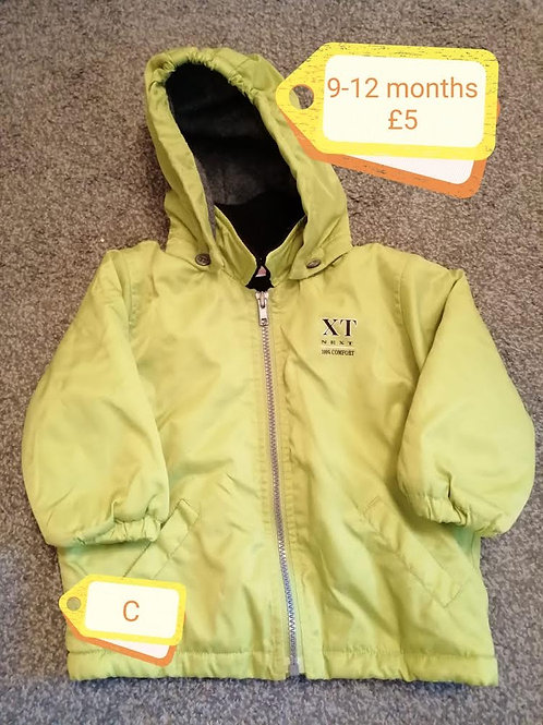 Next Jacket 9-12m