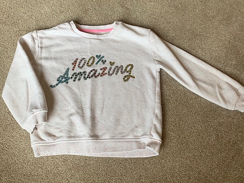 6-7y M&S Sweatshirt