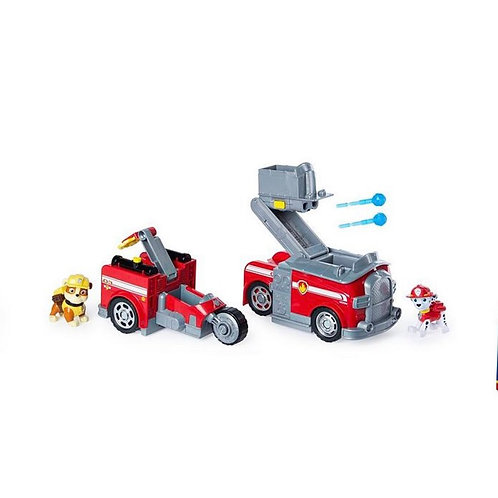 Paw Patrol Split Second Vehicle - Marshall