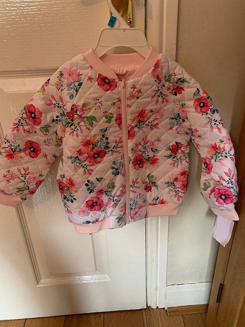 2yr floral jacket