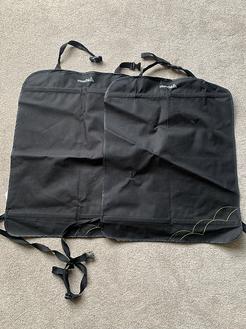 Car Seat Protectors (for back of the seat to protect from feet marks)