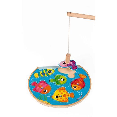 SPEEDY FISH PUZZLE (WOOD)