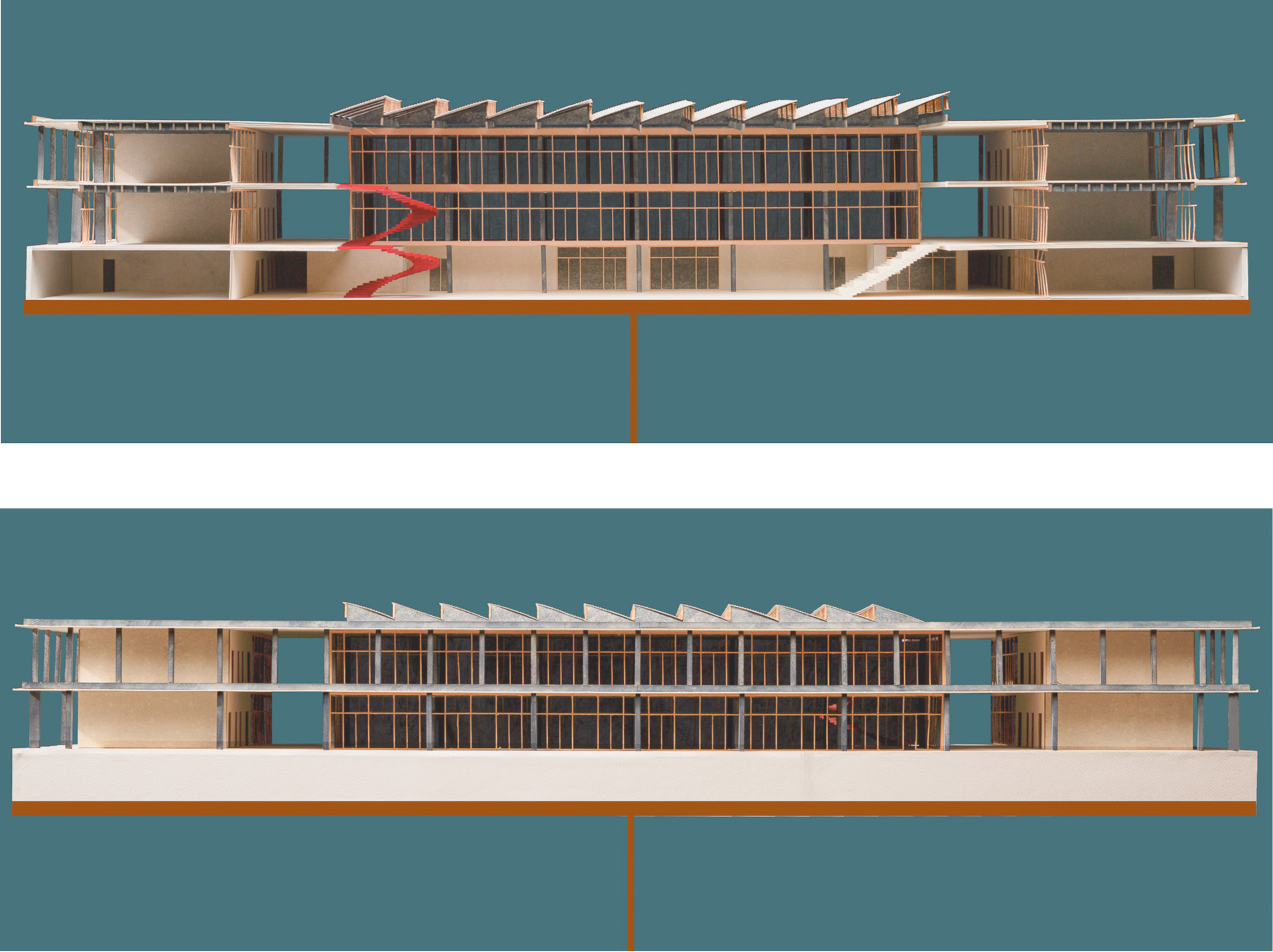 section model  .  film academy