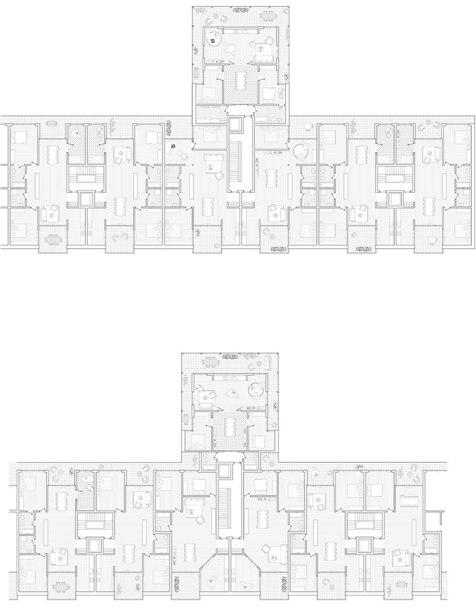 detail apartment
