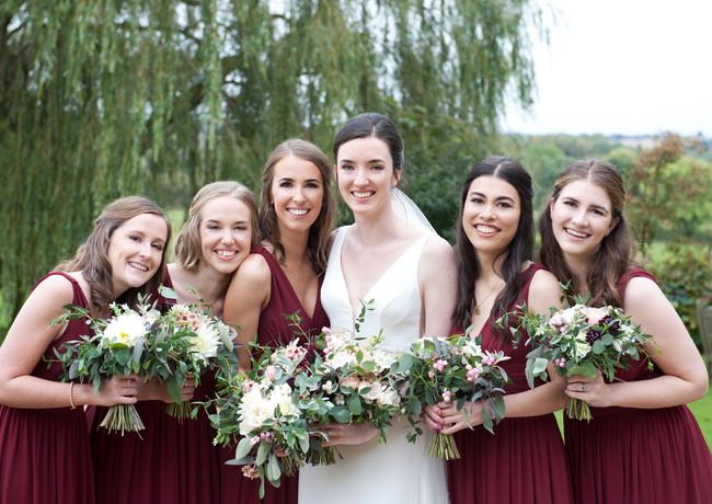 October wedding, Crockwell Farm