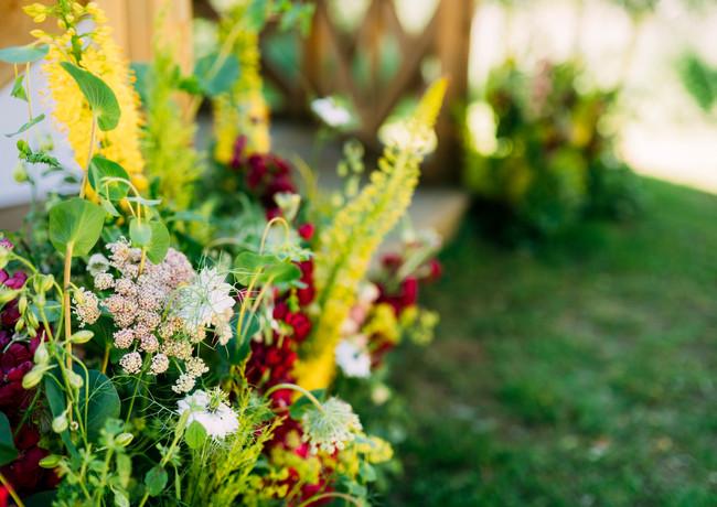June wedding, Crockwell Farm