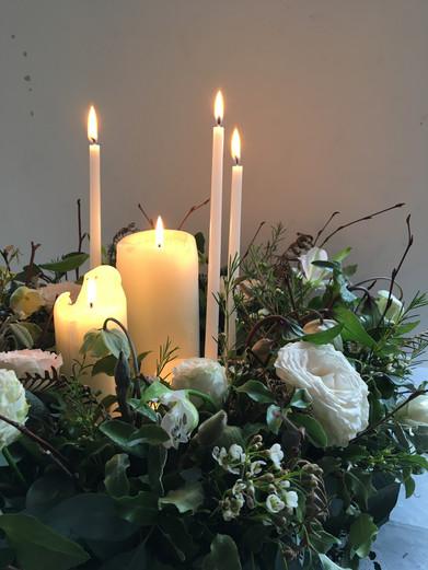 "12"" Winter Wreath"