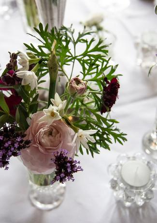 October wedding, Ettington Park