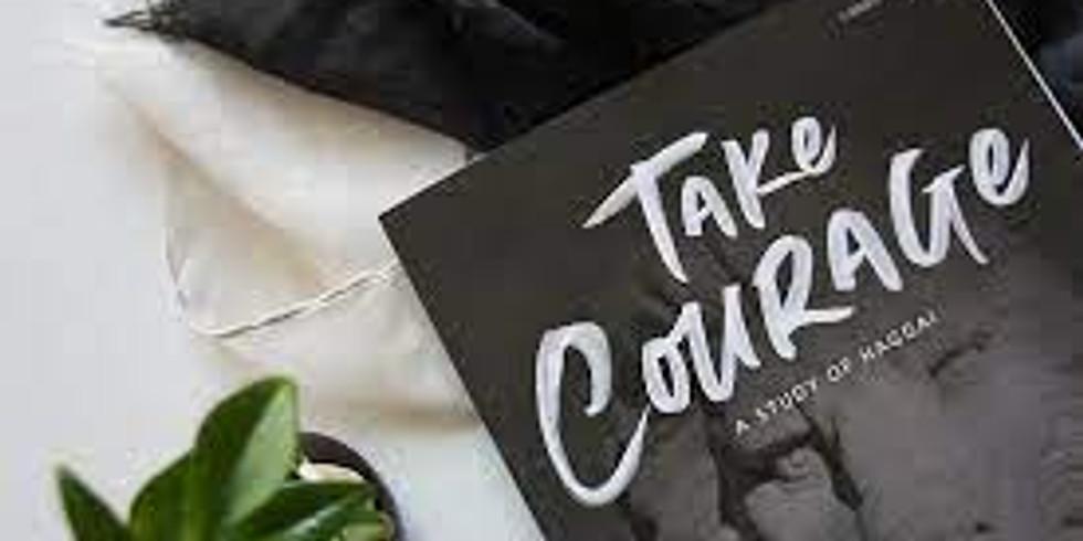 Take Courage - Study of Haggai - Jennifer Rothschild