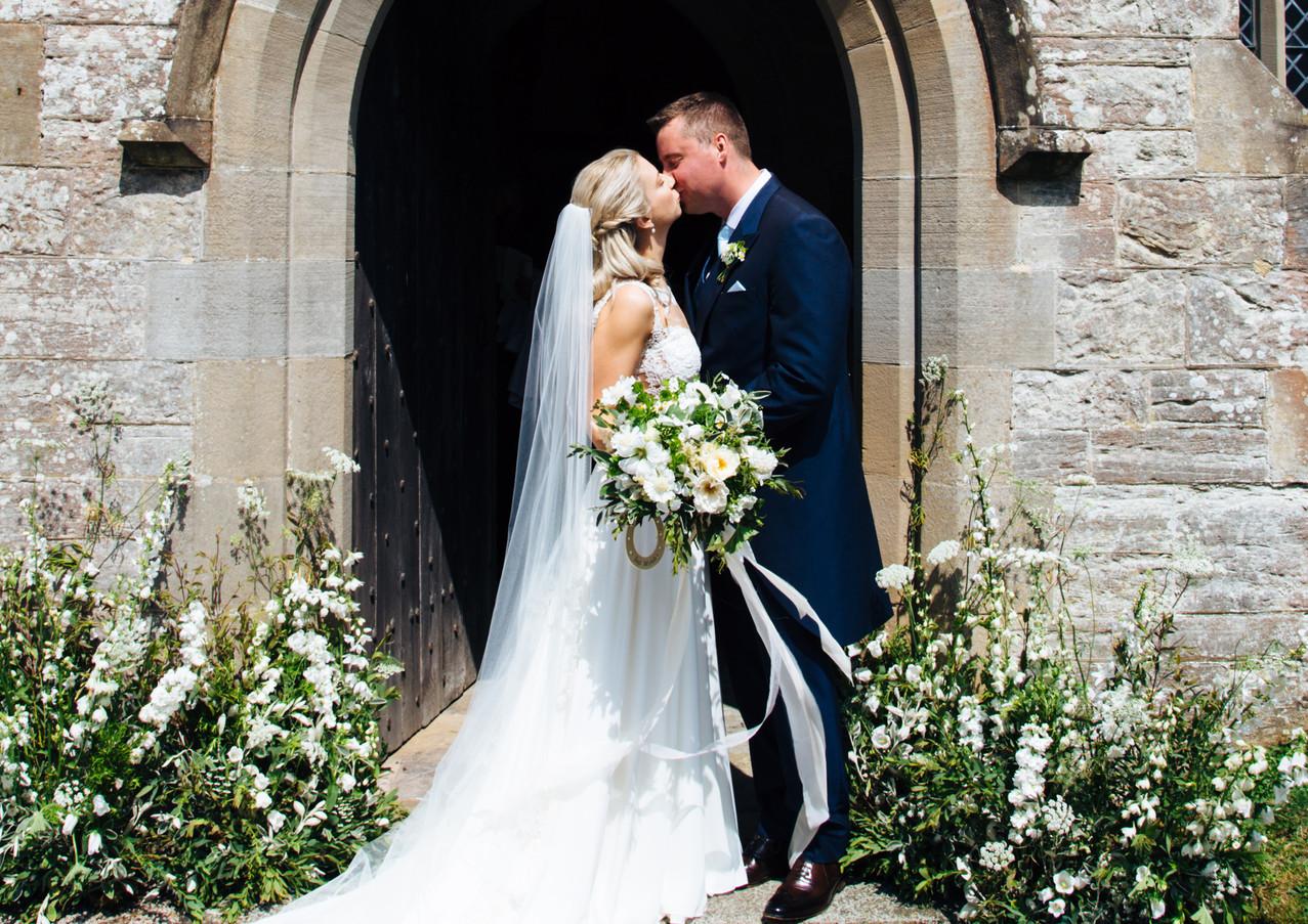 July wedding, The Manor House Hotel