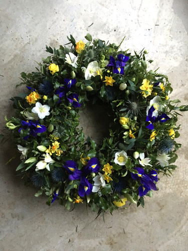 "14"" Wreath Ring"
