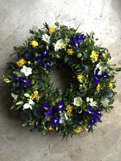 "14"" Wreath Ring"