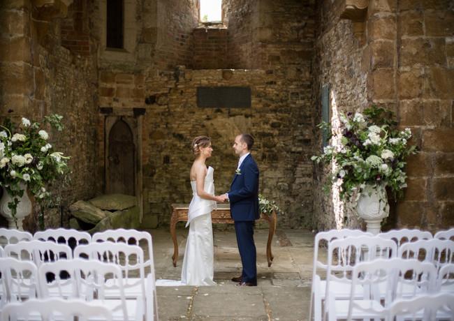 August wedding, Ettington Park