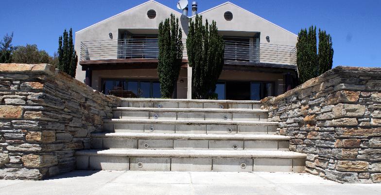 Wanaka steps