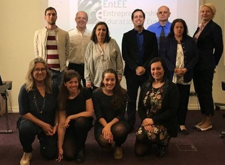 Proyecto Erasmus+ ENTrepreurship Education in Europe – EntEE