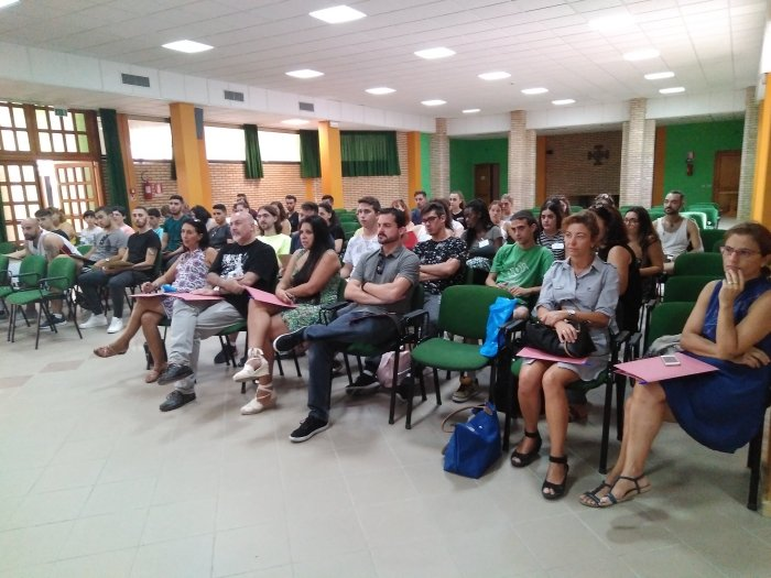 Evento intercultural Italia 2
